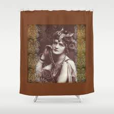 Chemistry Shower Curtains Society6 Morgana Welch