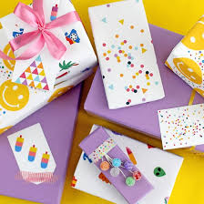 unique wrapping paper wearthecanvas craftgawker