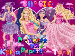 image princess popstar barbie princess popstar