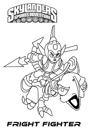 skylanders colouring pages kids pinterest colouring pages