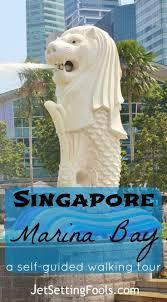 guided tours of singapore singapore marina bay self guided walking tour jetsetting fools