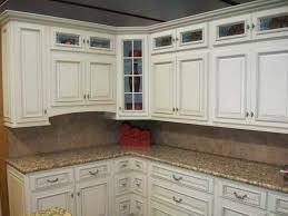 Painting And Glazing Kitchen Cabinets by How To Antique Glaze Painted Kitchen Cabinets Nrtradiant Com