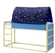 Bunk Bed Tent Ikea Curtain Style Bunk Beds With Sofa Underneath Ikea Low Beds Ikea