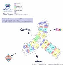 disney vacation club beach club villas floorplan 5th floor
