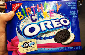Oreo Memes - birthday cake oreos are real here s everything you need to know