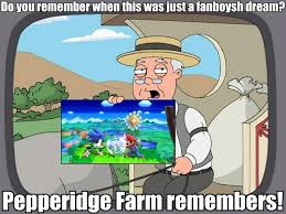 Pepperidge Farm Remembers Meme - funny ssb4 picture captions no inappropriate content page 49