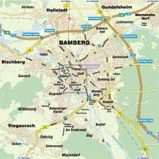 bamberg germany map bamberg germany heimburger s european traveler