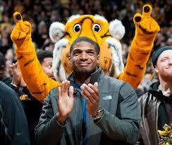 Michael Sam Meme - fans give michael sam standing ovation at missouri basketball game