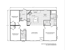 fleetwood mobile home floor plans carriage manor ii 28403c fleetwood homes