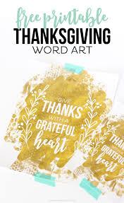 free thanksgiving printable word printable crush