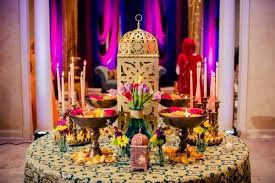 Temple Decoration Ideas For Home Oriental Party Decoration Ideas One Decor