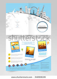 country brochure template travel brochure stock images royalty free images vectors