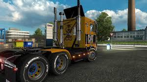 kenworth kenworth k100 for 1 26 truck mod ets2 mod
