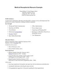 Resume Objective For Healthcare Resume Healthcare Entry Level Examples To Build With Regard 21