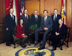 George Bush Cabinet Florida Memory Florida During The Bush Years Inaguration And