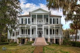 federal style house historic cuthbert house inn beaufort south carolina