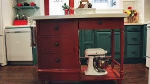 Kitchen Island Out Of Dresser - how to make a kitchen island from a dresser be careful what you