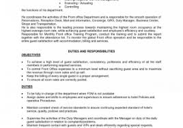 front desk agent job description office clerk job description for resume free sle front desk