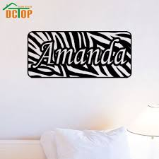 wall print stickers all about por animal print stickers lots