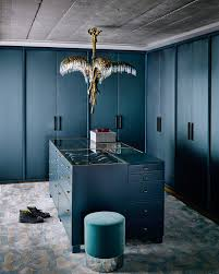 a masculine apartment in munich munich germany deep blue and munich