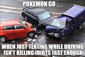 Texting While Driving Meme - reduce the surplus population imgflip