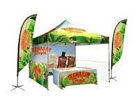 15 best outdoor displays images on tent banner stands