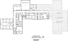 Floor Plan Library by B E S T Library Second Floor Miami University Libraries