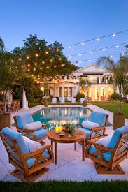 Patio Furniture Lighting 52 Spectacular Outdoor String Lights To Illuminate Your Patio