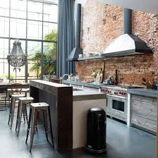industrial style kitchen island 90 best home design kitchen images on home