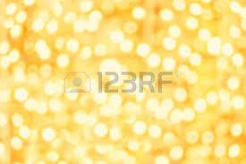 Gold Lights Glitter Festive Christmas Lights Background Light And Gold