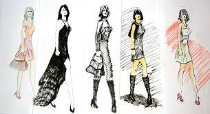 how to design fashion sketches latest fashion ideas