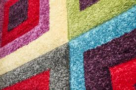 Modern Rug by Candy Squares Modern Rug