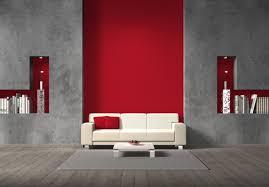 Wohnzimmer Farbgestaltung Modern Modern Wand Streichen Ruhbaz Com
