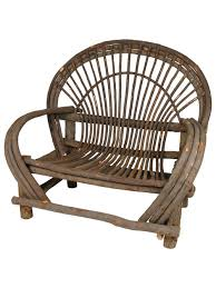 Mexican Chairs Mexican Rustic Twig Patio Furniture