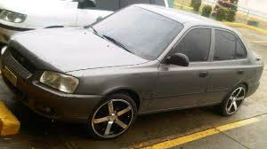 2002 hyundai accent sedan ame004 2002 hyundai accentgl sedan 4d specs photos modification