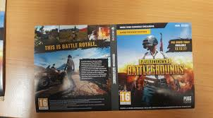 player unknown battlegrounds xbox one x free download here is what the pubg physical box art looks like rectify gaming