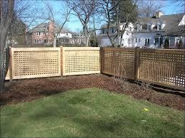 exteriors garden fence ideas garden fence ideas design white