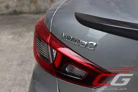 review 2017 mazda 2 1 5v philippine car news car reviews