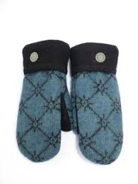 diy felted wool mitten pattern felted wool pinterest mittens