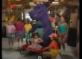 The Backyard Show Book Barney by Barney Backyard Gang Gogo Papa Com