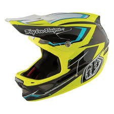 troy lee motocross helmets troy lee helmet d3 carbon midnight blk dc cycles