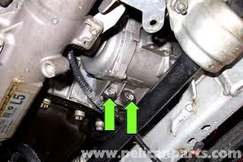 bmw e90 coolant pump replacement e91 e92 e93 pelican parts