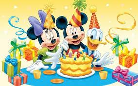mickey mouse wallpapers birthday 2 hd desktop wallpapers 4k hd