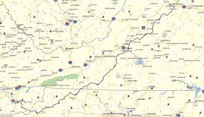 Tennessee City Map maps don moe u0027s travel website