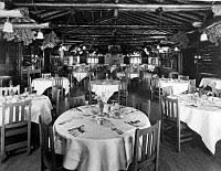 El Tovar Dining Room El Tovar Hotel Historic Photos Grand Canyon N P