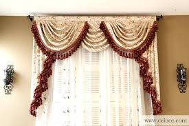 Curtains And Valances Curtains Valances And Swags Teawing Co