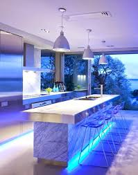 lumiere led pour cuisine eclairage contemporain de la cuisine luminaire eclairage