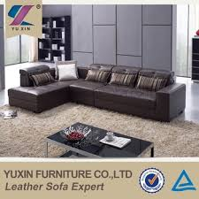 L Leather Sofa Living Room Leather Sofa Set Designs Modern L Shape Chesterfield