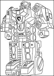 robot coloring pages print coloring