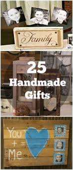 25 unique handmade gifts for friends ideas on